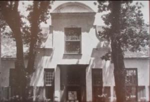 Stellenberg old manor house