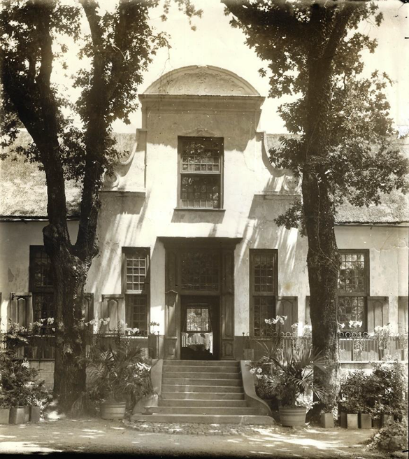 The old manor house at Stellenberg