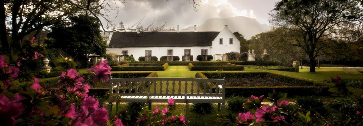 Stellenberg homestead